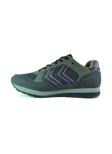 Hummel Unisex Agoptos Sneakers 211617-7381 Mavi